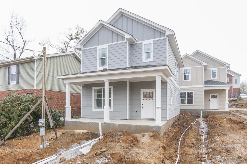 Germantown new construction homes nashville home guru for New modern homes nashville tn