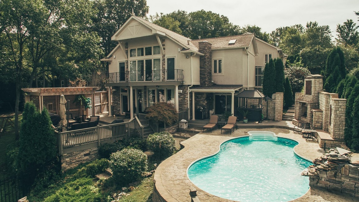 Mt Juliet Homes Swimming Pools