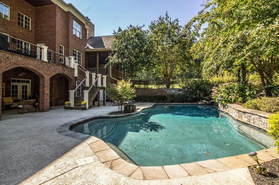 Nolensville Homes Swimming Pools Nashville Home Guru