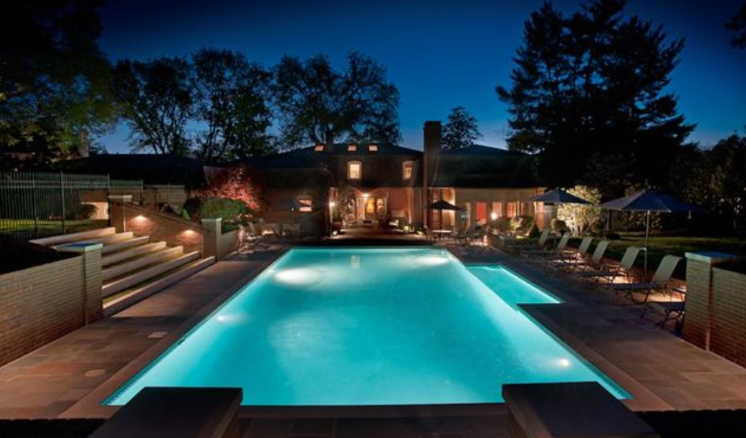 West Meade Homes Swimming Pools
