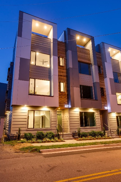 Catalyst Nations Townhomes
