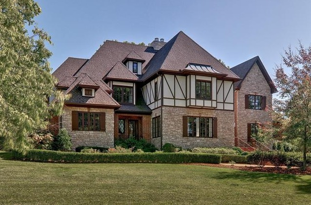 Tudor style homes near nashville tn nashville home guru Nashville tn home builders