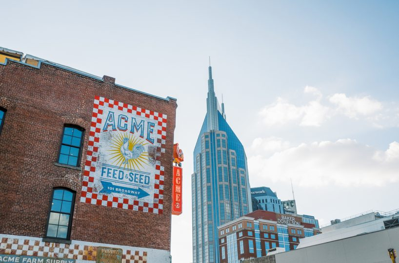 Views From Your Downtown Nashville Condo