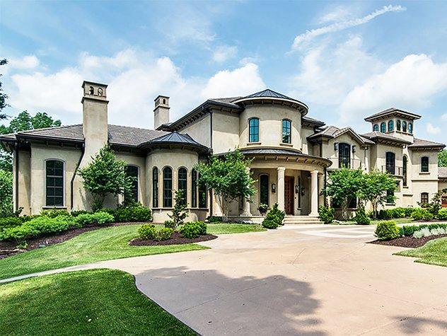Homes In Green Hills Nashville