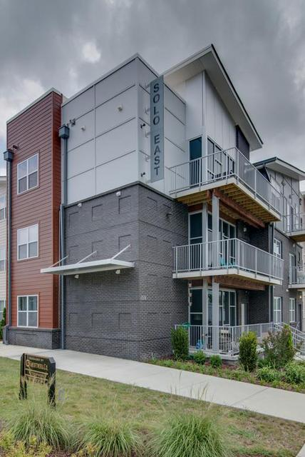 Solo East Condos For Sale East Nashville