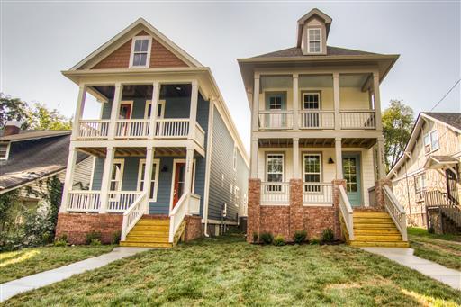 Homes For Sale In Charlotte Park Nashville TN