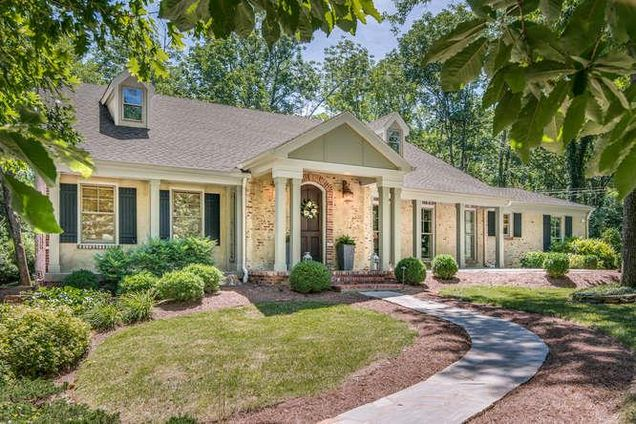 Homes For Sale Forest Acres Drive Nashville TN