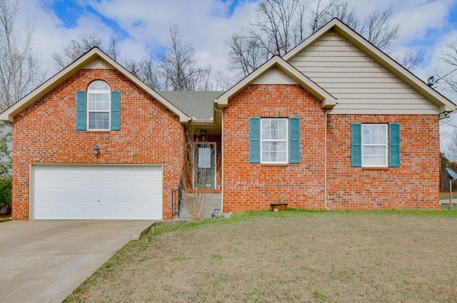 Homes for Sale in Arbor Heights Subdivision La Vergne TN