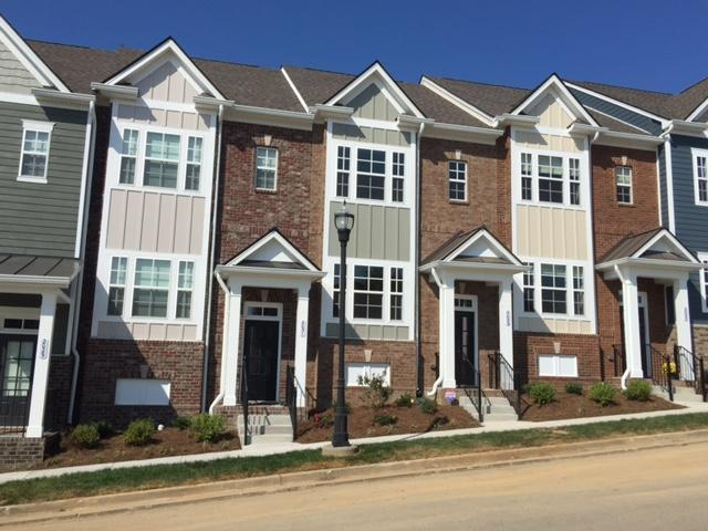 Open Houses in Carothers Farms Townhouses Subdivision Nolensville TN