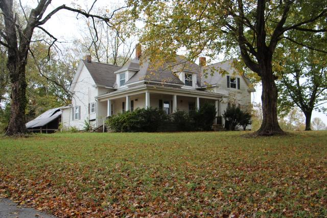Historic Homes For Sale in Springfield TN
