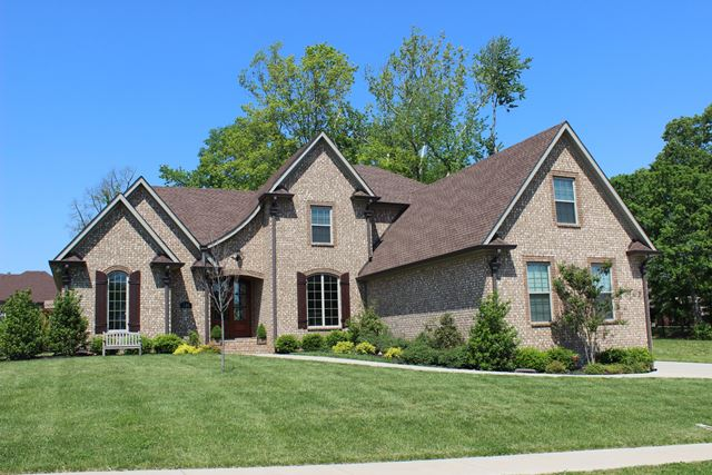 Homes for Sale in Copperstone Subdivision Clarksville TN