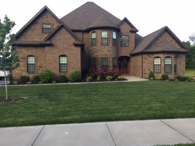 Copperstone subdivision clarksville tn nashville home guru for New construction homes in clarksville tn
