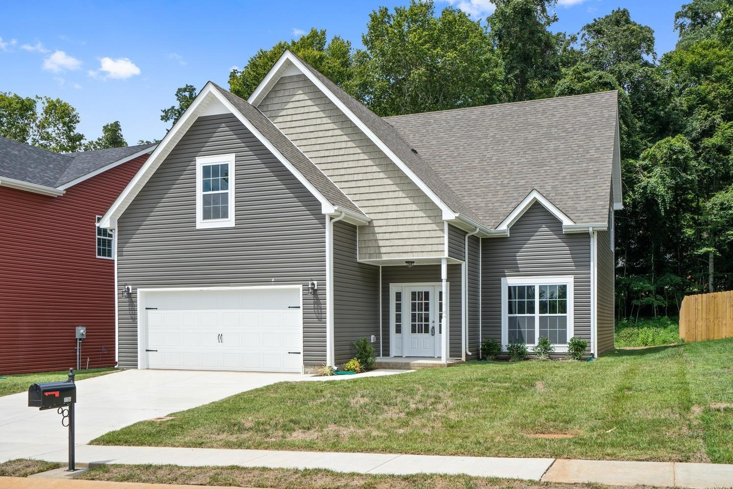 Homes for Sale in Eagles Bluff Subdivision Clarksville TN