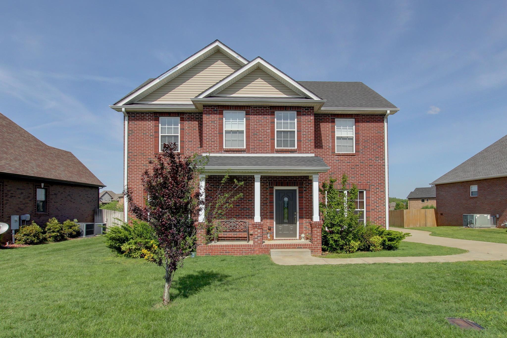 Homes for Sale in Farmington Subdivision Clarksville TN