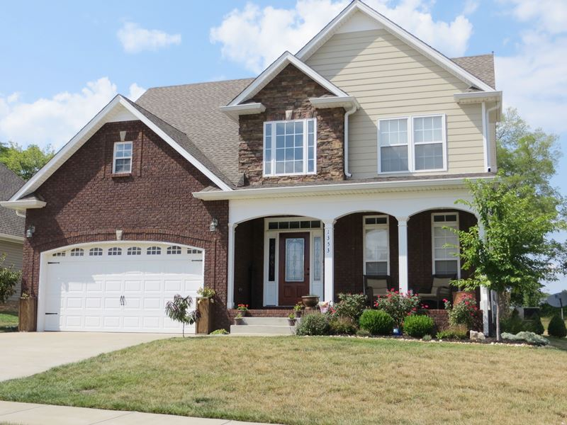 Homes for Sale in Hickory Wild Subdivision Clarksville TN