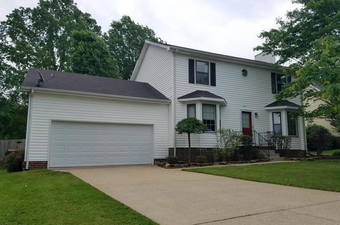 Northpointe Hall Subdivision Murfreesboro TN