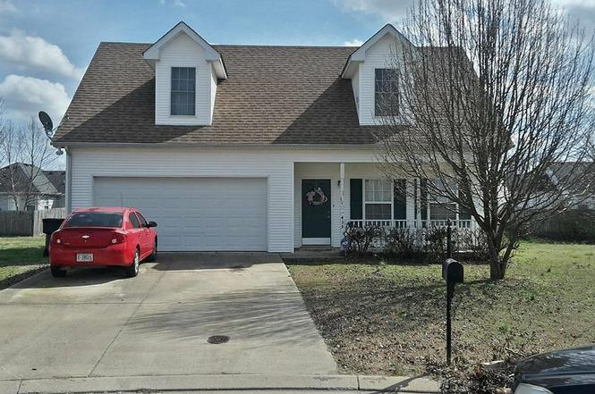 Oxford Hall Subdivision Murfreesboro TN