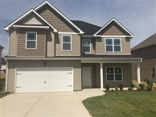 Homes For Sale in Patrick Place Subdivision Clarksville TN