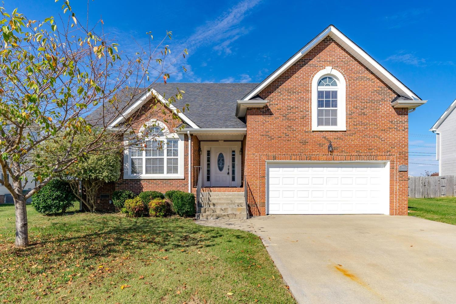 Homes for Sale in Tuscany Fields Subdivision Clarksville TN