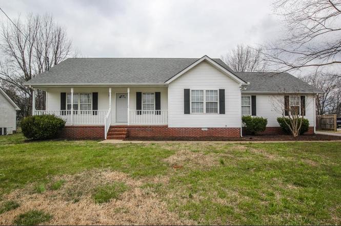 Greenwood Subdivision Murfreesboro TN