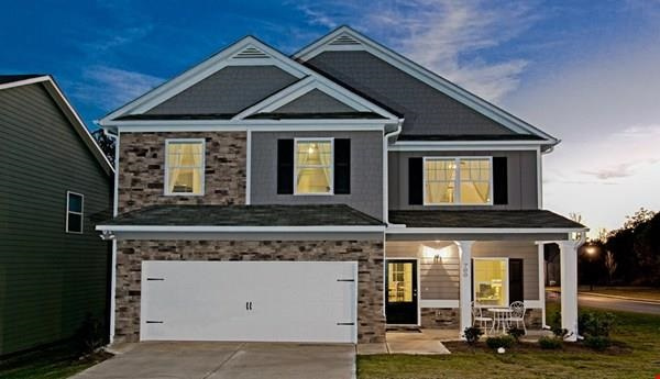Carnation Place Subdivision Homes For Sale Spring Hill TN