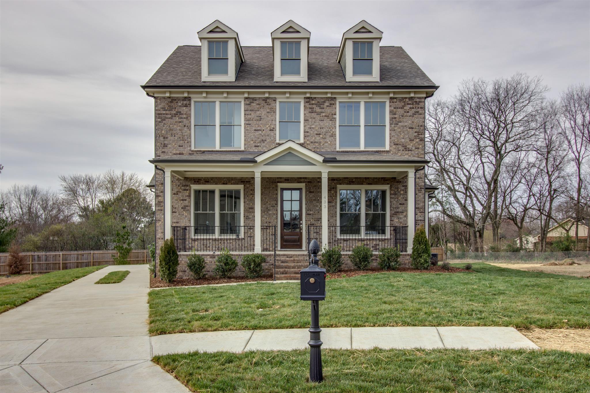 Ralston Row Subdivision Homes For Sale Franklin TN
