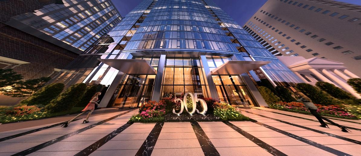 505 Building Condos Nashville TN | Nashville Home Guru