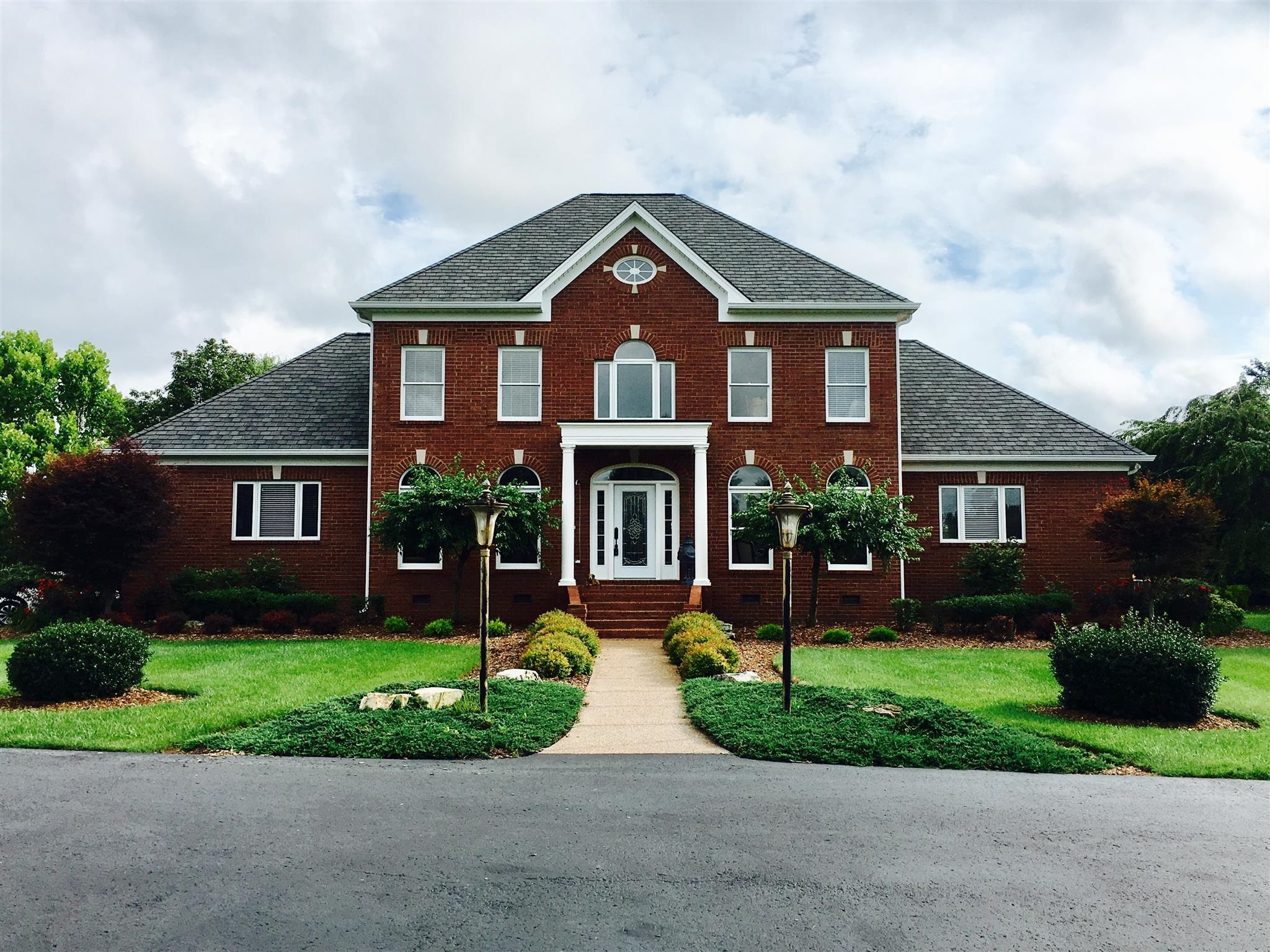 Mt Pleasant Acres Subdivision Greenbrier TN