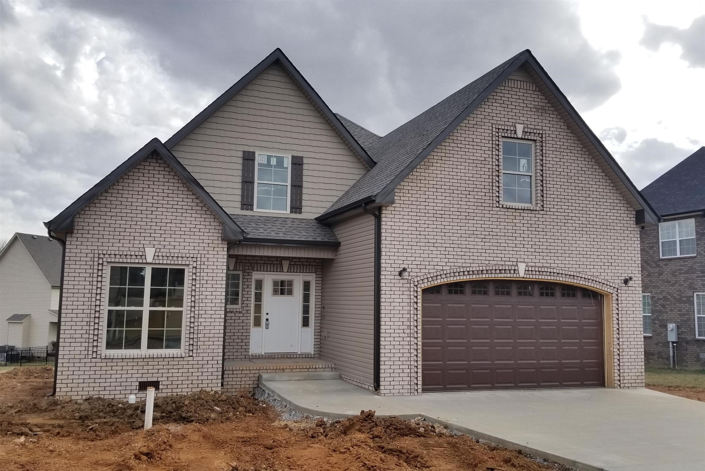 Easthaven Subdivision Clarksville TN