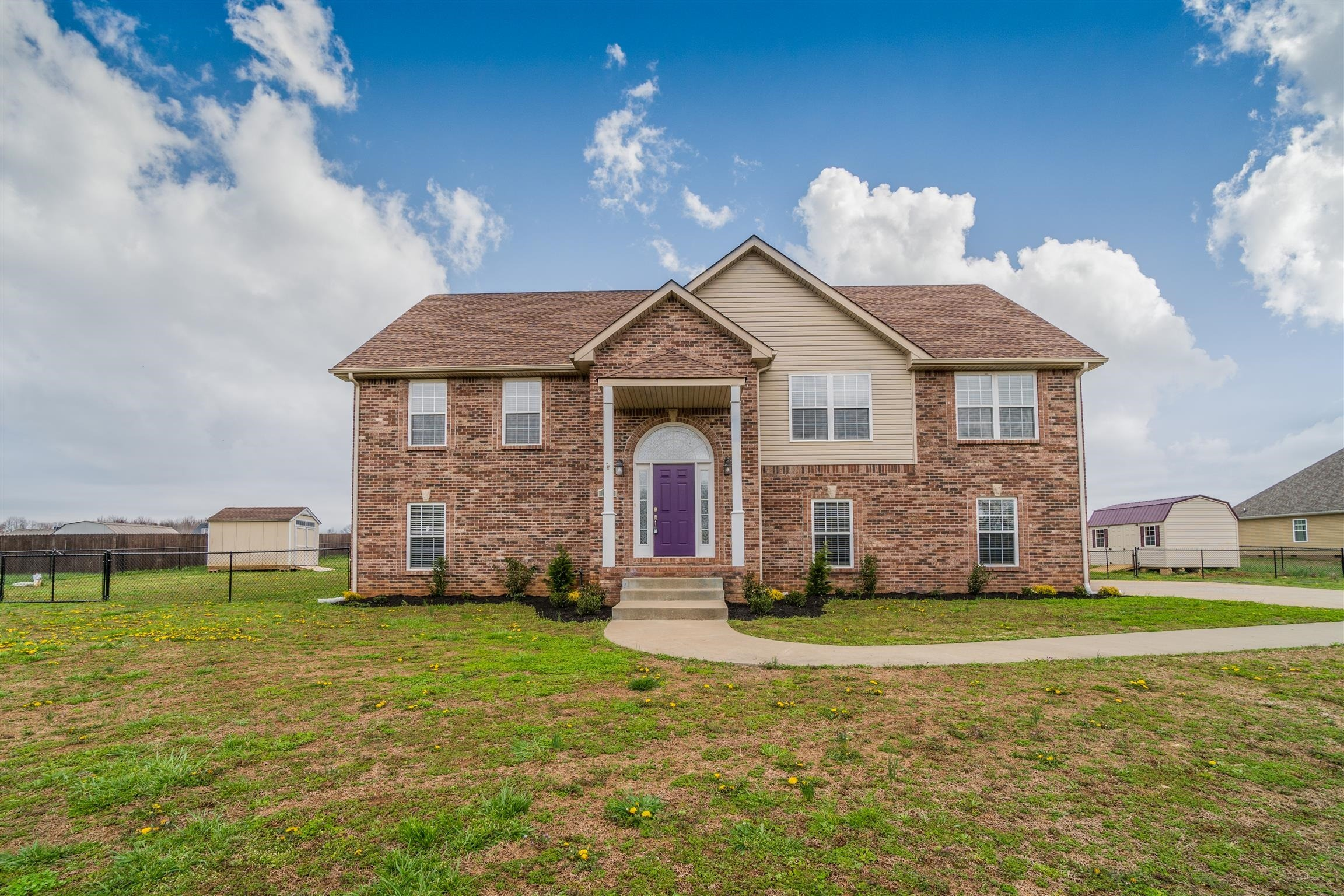 Phillips Estates Subdivision Clarksville TN