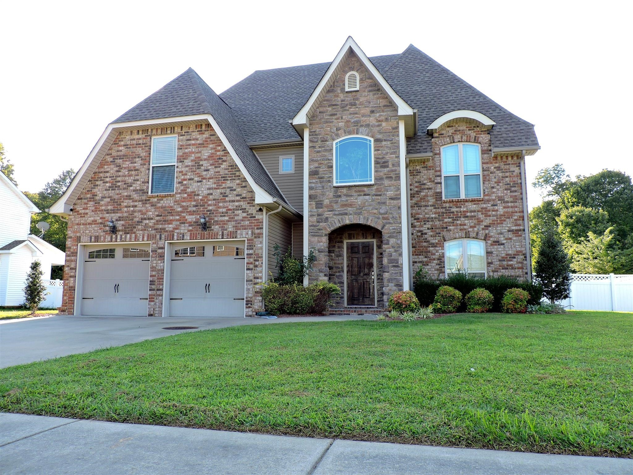 Homes for Sale in Sango Mills Subdivision Clarksville TN