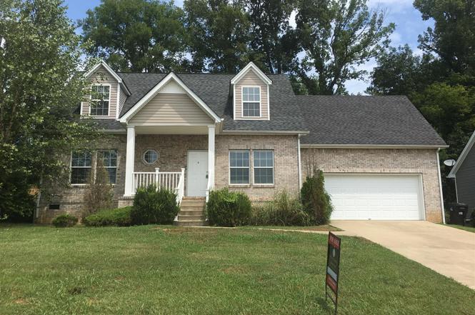 Windstone Village Subdivision Columbia TN Homes for Sale