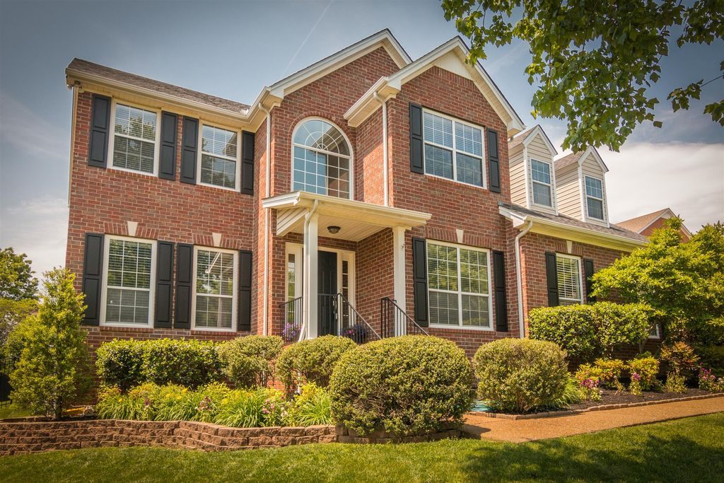 Cannoned Subdivision Homes For Sale Franklin TN
