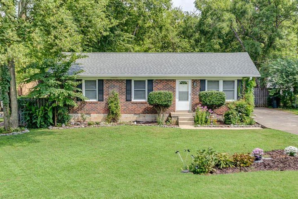 Hill Estates Subdivision Homes For Sale Franklin TN