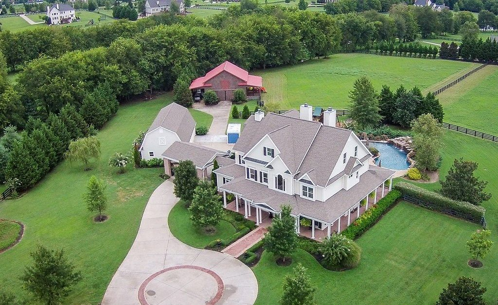 Kinnard Springs Subdivision Homes For Sale Franklin TN