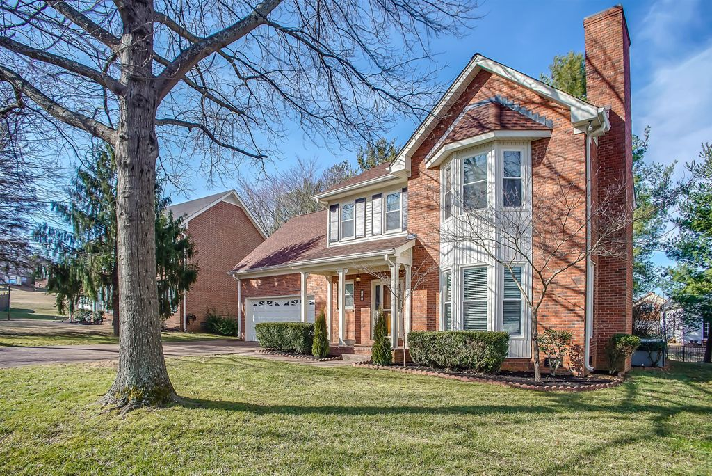 Liberty Hills Subdivision Franklin TN