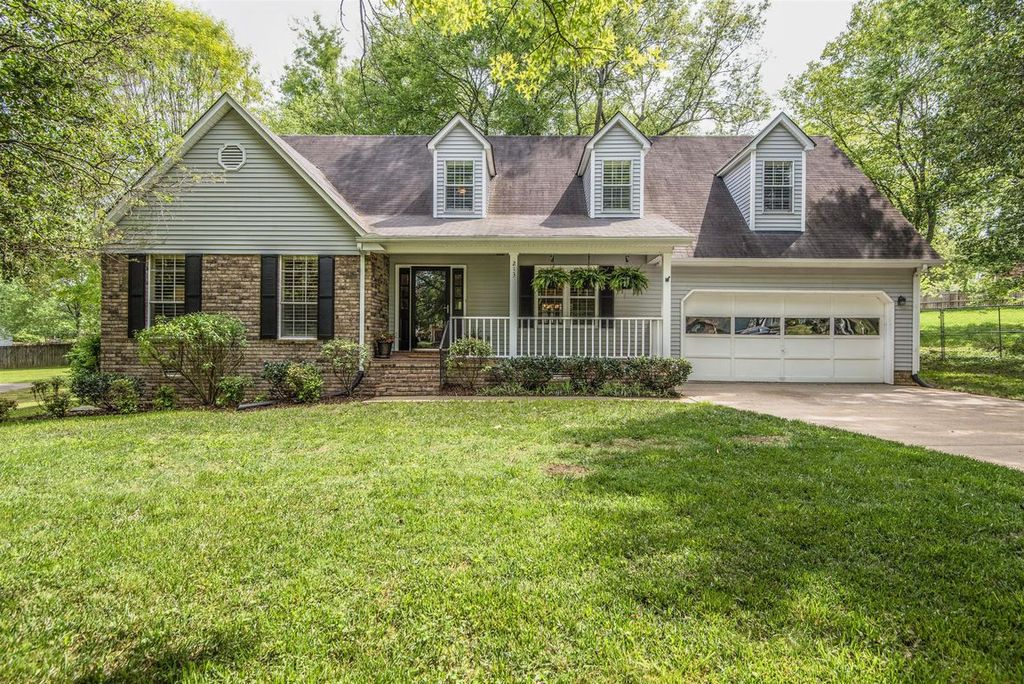 Riverview Park Subdivision Homes For Sale Franklin TN