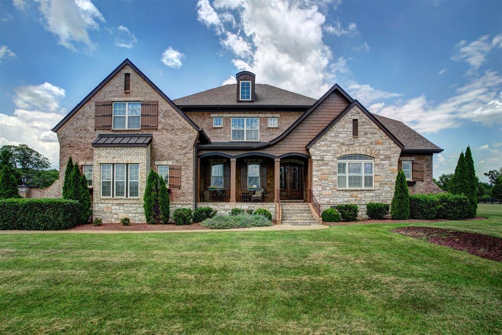Rosemont Subdivision Homes For Sale Franklin TN