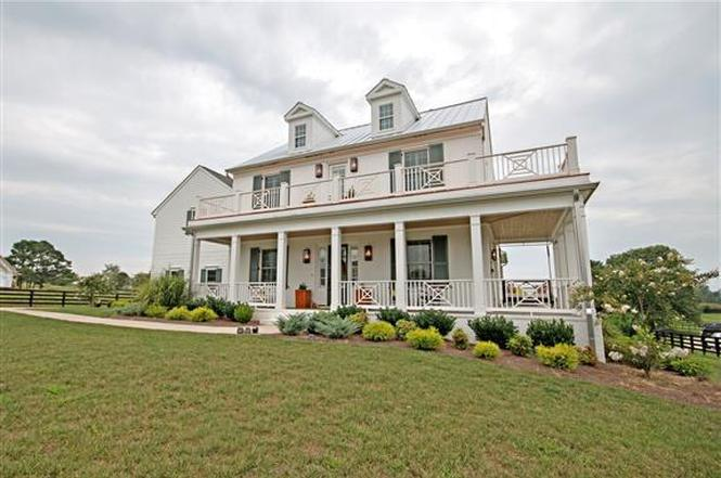 Southern Preserve Subdivision Homes For Sale Franklin TN