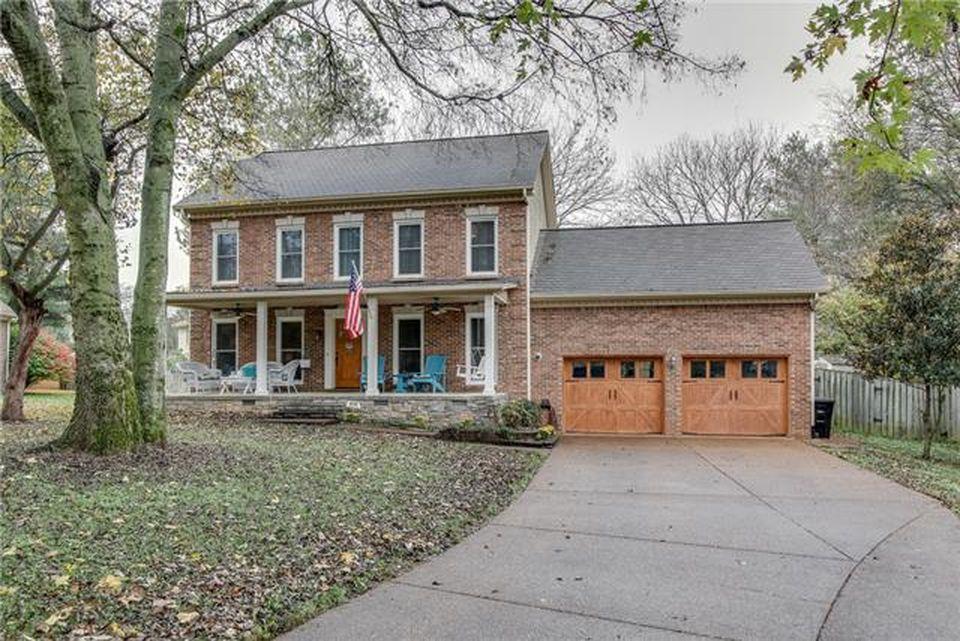 Twin Oaks Subdivision Homes For Sale Franklin TN