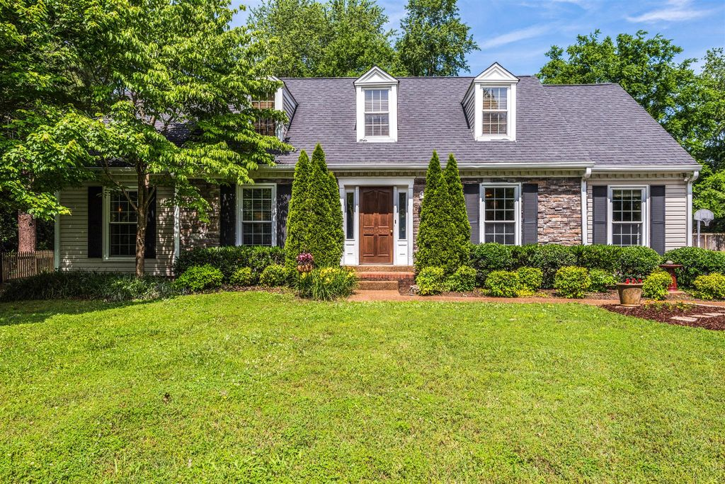 Yorktown Subdivision Homes For Sale Franklin TN