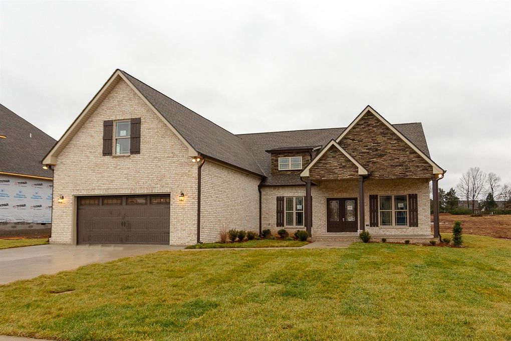 Phenomenal The Hereford Farm Available New Construction Clarksville Home Interior And Landscaping Eliaenasavecom