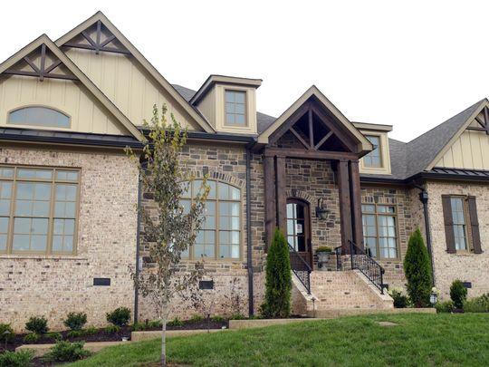 new homes for sale in arrington TN