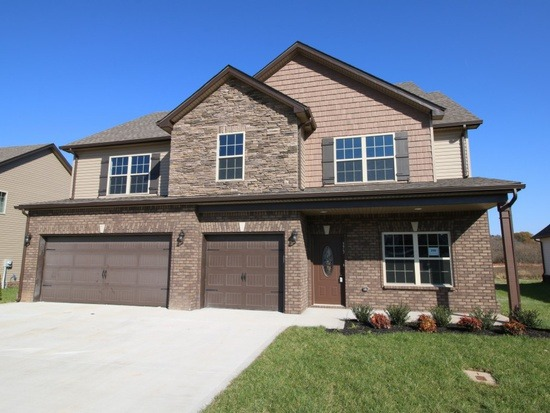 Homes For Sale The Groves At Hearthstone Clarksville TN