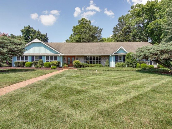 Homes For Sale in Crockett Hills Subdivision Brentwood TN