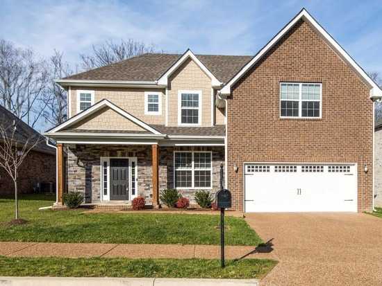 Culbertson View Subdivision Brentwood TN