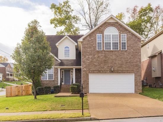 Indian Creek Subdivision Brentwood TN
