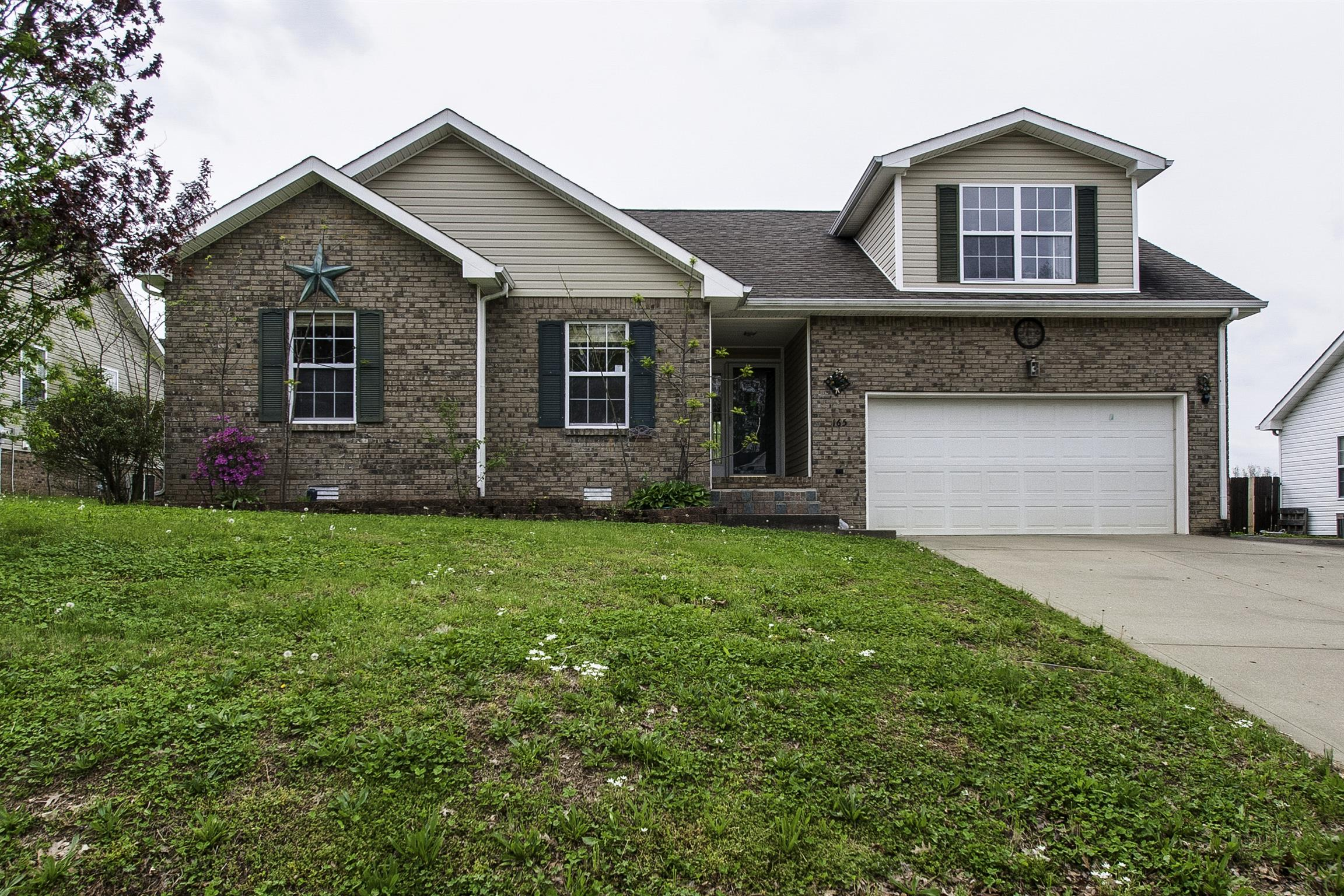 Homes for Sale in Cedar Springs Subdivision Clarksville TN