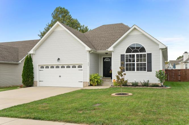 Homes for Sale in Chalet Hills Subdivision Clarksville TN