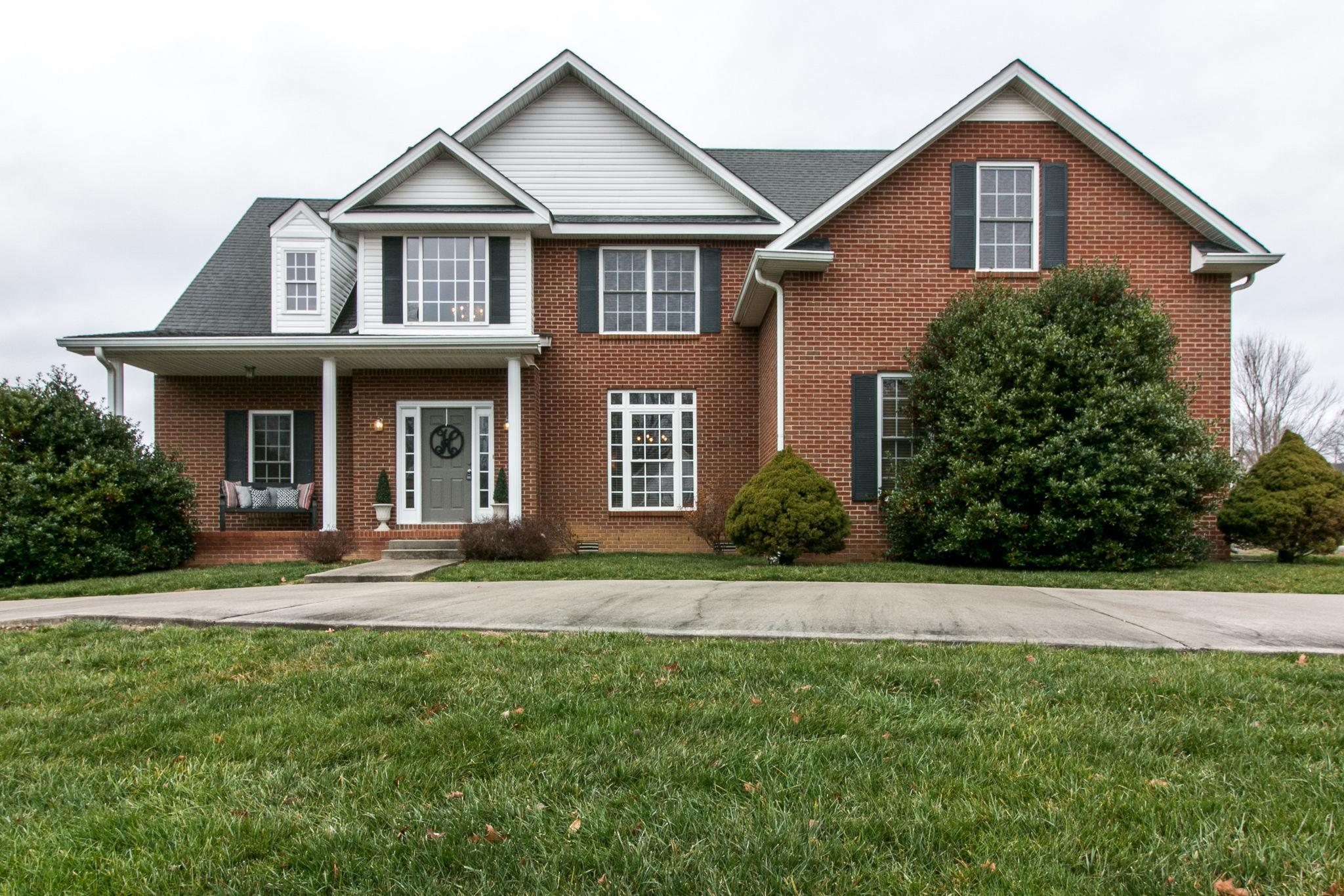 Homes for Sale in Sango Crossing Subdivision Clarksville TN